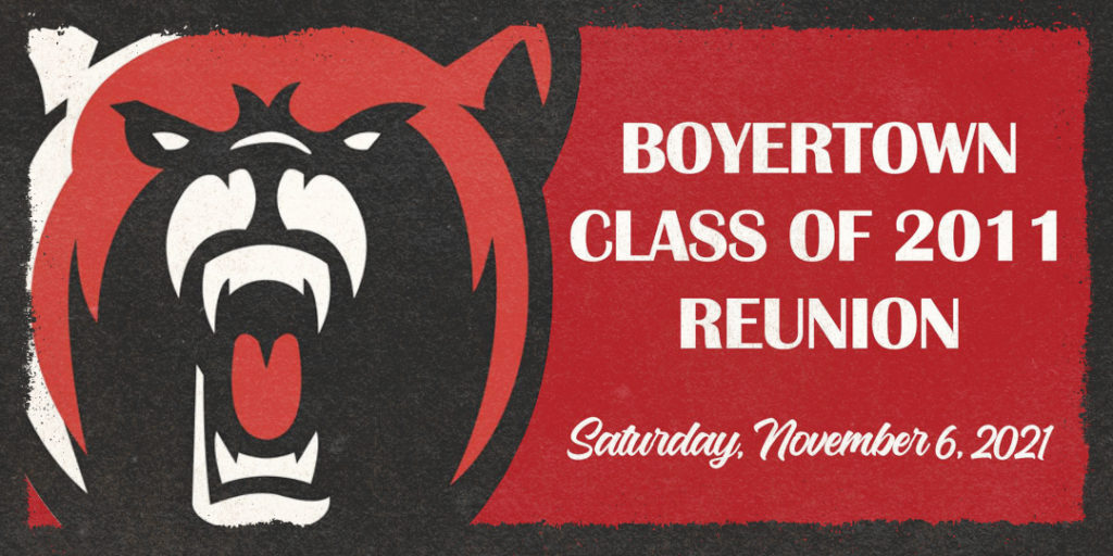 Boyertown Class of 2011 Reunion Party